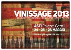 CS | A Vinissage gli artigiani del vino critico: 80 aziende, oltre 300 vini in degustazione.