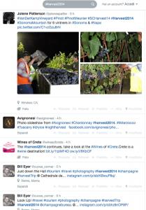 harvest2014 twitter