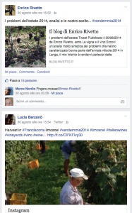 vendemmia2014 facebook
