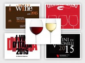 Guide vini 2015, tra chiocciole, stelle, e bicchieri