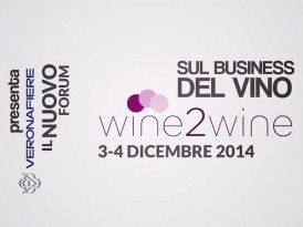 Wine2Wine, forum sul business del vino