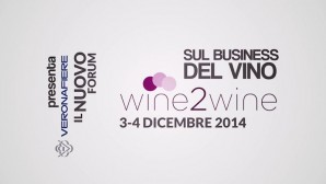 Wine2Wine, forum sul business del vino