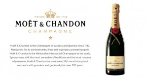 Moët & Chandon (champagne) Academy