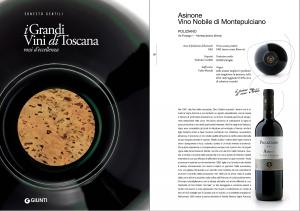 Libro vino I grandi vini di Toscana Ernesto gentili